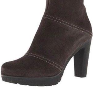 La Canadienne Martine Boots Waterproof Moka Suede